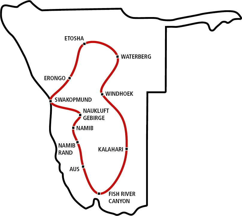 Namibia Aktiv