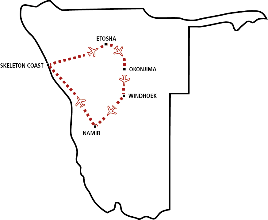 Namibias Schätze