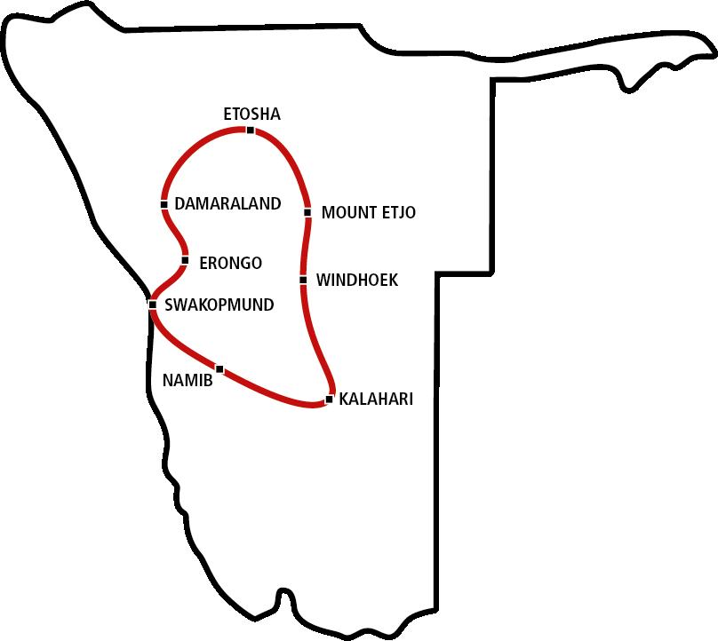 Namibia Star
