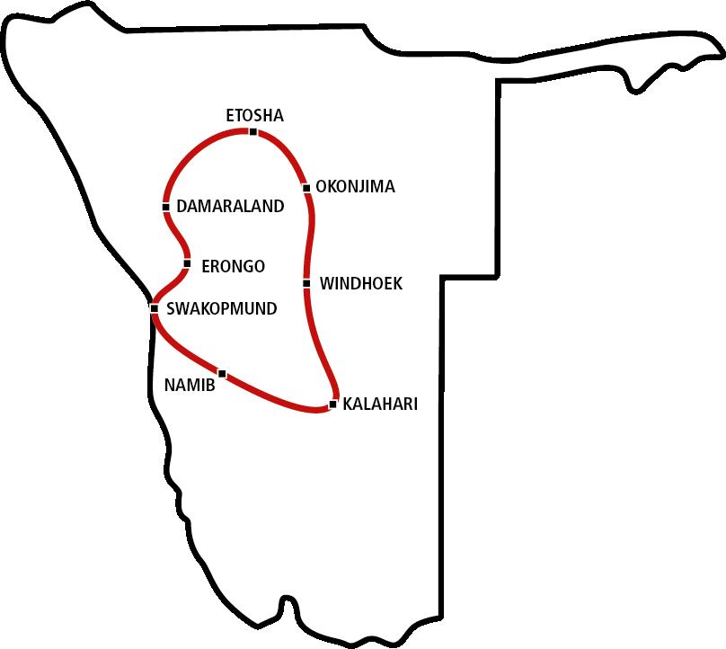 Namibias Norden Boutique