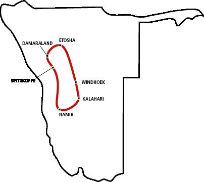 Slow Namibia