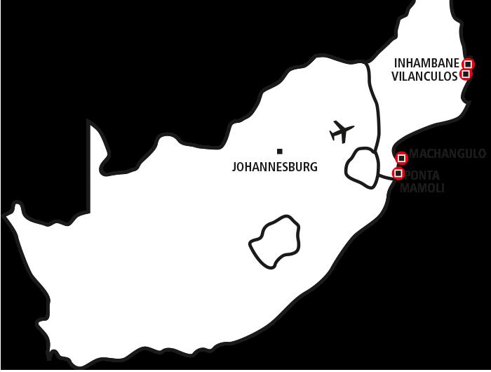 Mosambik Badeverlängerung