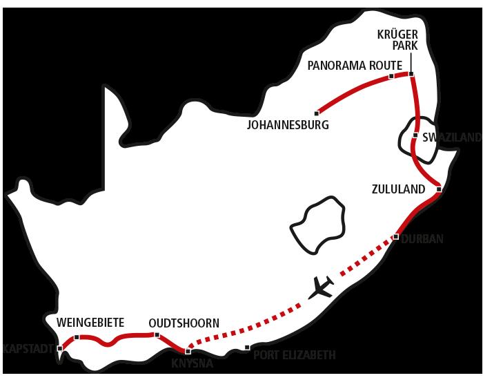 Südafrika Kompakt