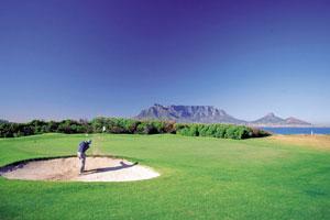 Golfen in Kapstadt