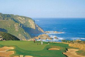 Golfen an der Garden Route