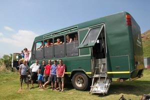 Drifters Safari Truck