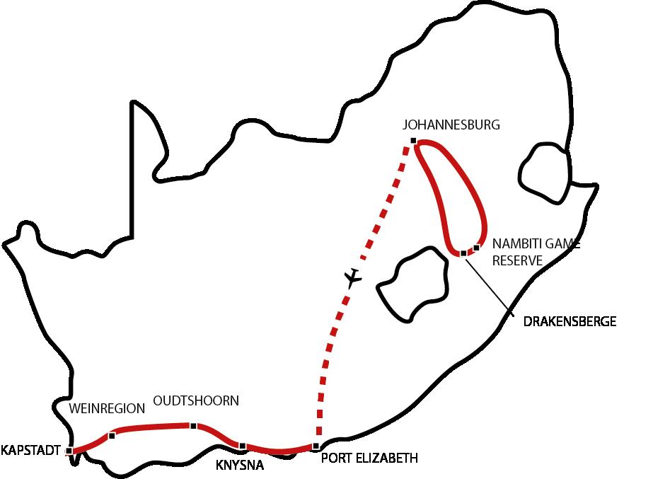 Malariafreies Südafrika Boutique