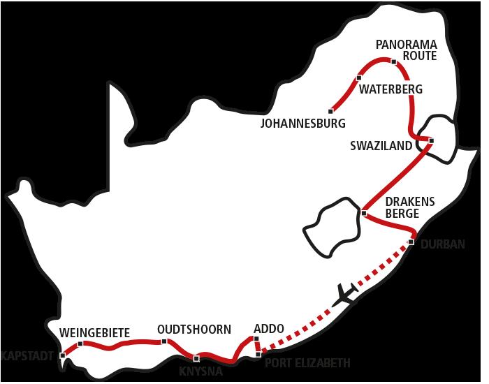 Malariafreies Südafrika