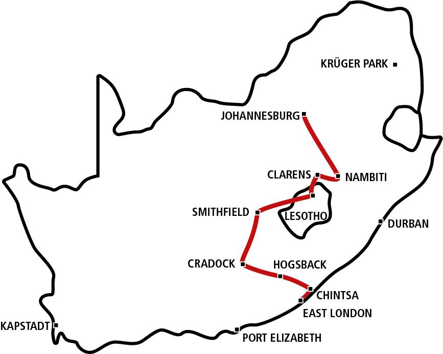 Maloti Route