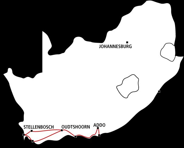 Garden Route Star 2022