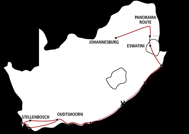 Südafrika Star 2022