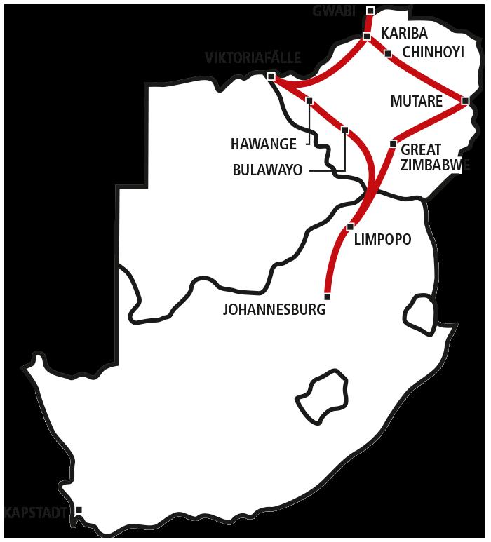 Drifters Zimbabwe Camping Tour