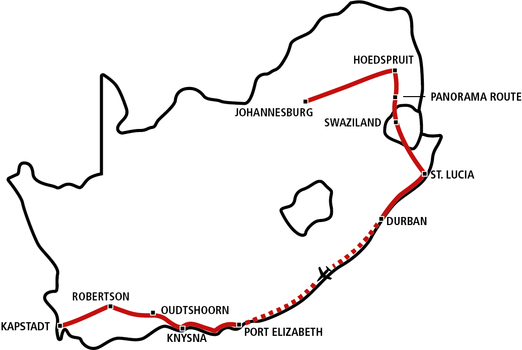 Südafrika & Vic Falls Star