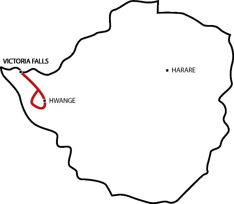 Vic Falls & Hwange extended