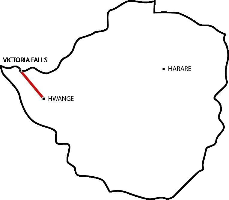 Vic Falls & Hwange